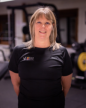 Lisa Holmberg Instruktor