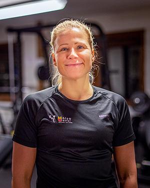 Sanna Larsson Instruktor