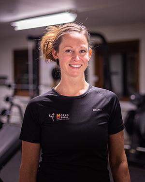 Sara Nordstrom Instruktor
