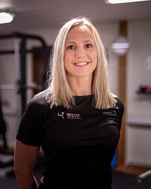 Evelina Holmbäck – Instruktor